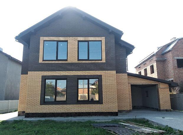 двухэтажный дом с черновой отделкой, 160 кв. м, кирпич. Продажа в Зимной Воде (Львовская обл.) фото 1