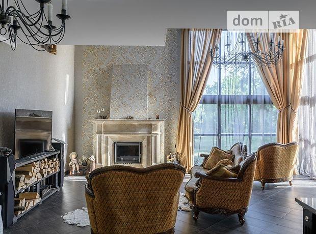 двухэтажный дом с камином, 320 кв. м, кирпич. Продажа в Львове фото 1