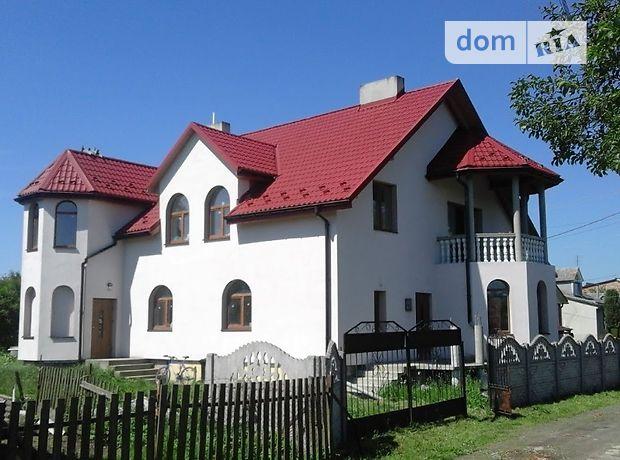 двухэтажный дом с балконом, 230 кв. м, кирпич. Продажа в Суховоле (Львовская обл.) фото 1