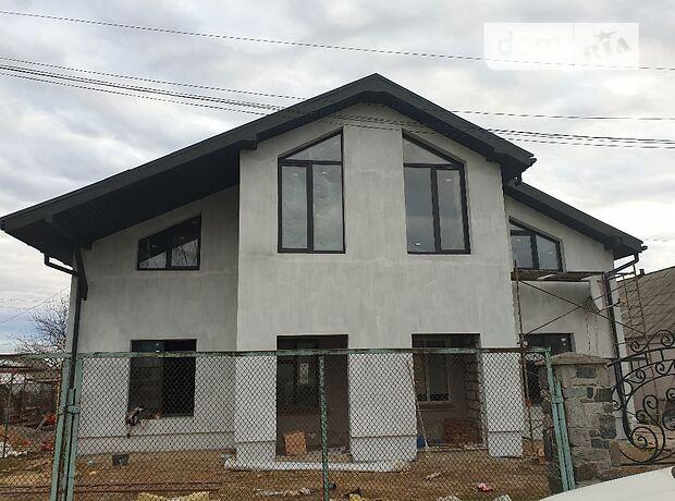двухэтажный дом с террасой, 360 кв. м, пеноблок. Продажа в Лысянке фото 1