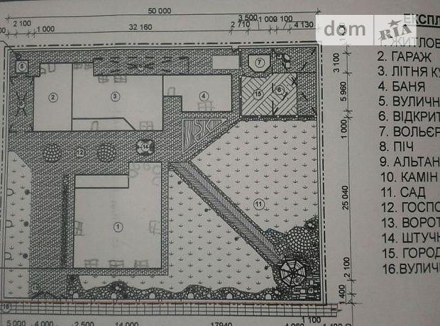 одноэтажный дом, 180 кв. м, кирпич. Продажа в Любомле фото 1