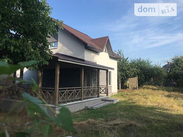 двухэтажный дом с садом, 122 кв. м, каркасно-щитовой. Продажа в Люботине район Люботин фото 1