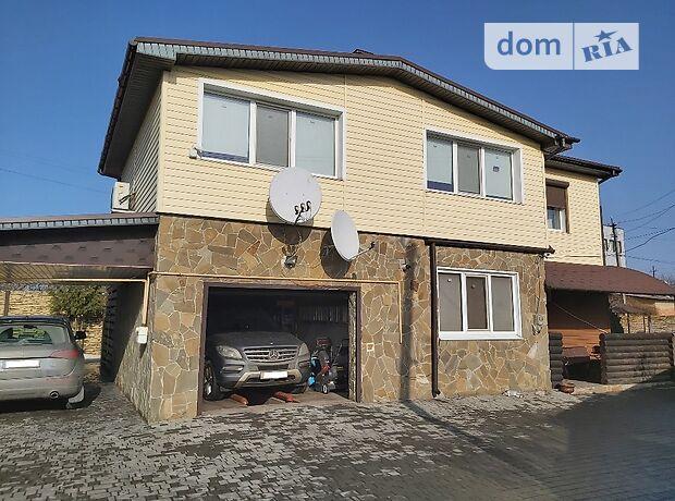 двухэтажный дом с камином, 183 кв. м, блочно-кирпичный. Продажа в Смородском (Харьковская обл.) фото 1