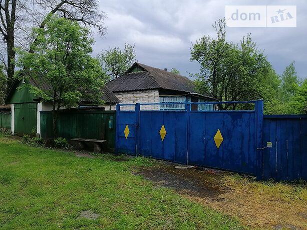 одноэтажный дом с садом, 81.6 кв. м, дерево и кирпич. Продажа в Боровке (Киевская обл.) фото 1