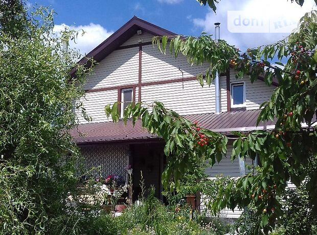 двухэтажный дом с садом, 120 кв. м, сип панель. Продажа в Колонщине (Киевская обл.) фото 1