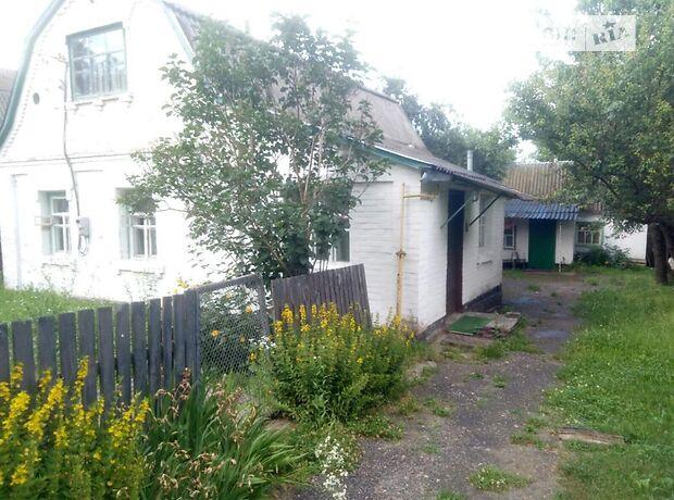 одноэтажный дом с садом, 59.5 кв. м, кирпич. Продажа в Макарове район Макаров фото 1