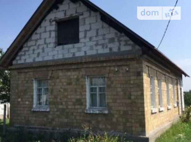 Продажа дома, 68.6м², Киевская, Макаров, c.Мотижин, Ленина улица