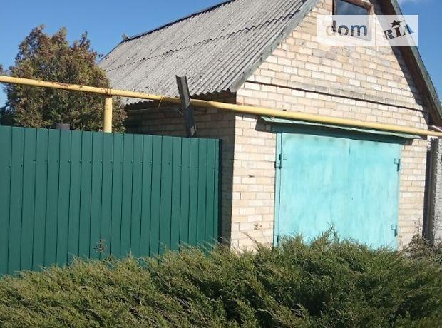 одноповерховий будинок з гаражем, 100 кв. м, цегла. Продаж в Макіївці, район Червоногвардійський фото 1