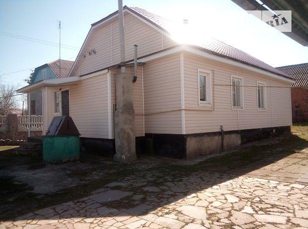 одноэтажный дом, 85 кв. м, дерево и кирпич. Продажа в Малине фото 1