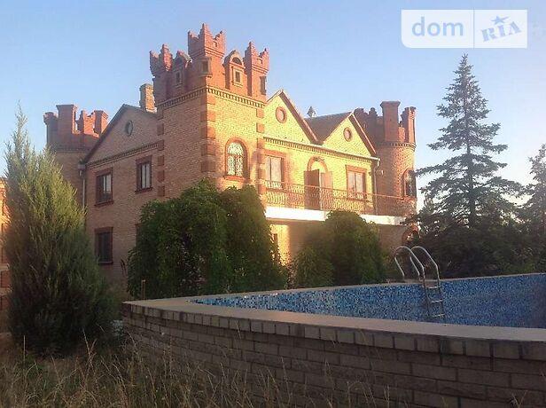 двухэтажный дом с камином, 439 кв. м, кирпич. Продажа в Белосарайской Косе (Донецкая обл.) фото 1