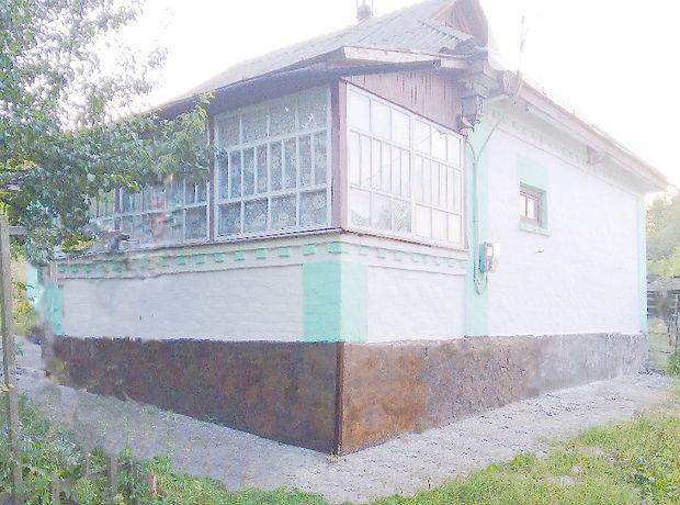 одноэтажный дом с подвалом, 53 кв. м, кирпич. Продажа в Буках (Черкасская обл.) фото 1