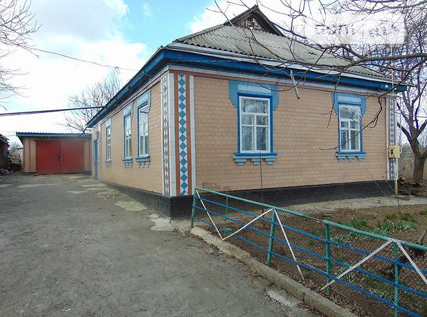 Продажа дома, 80м², Черкасская, Маньковка, р‑н.Маньковка