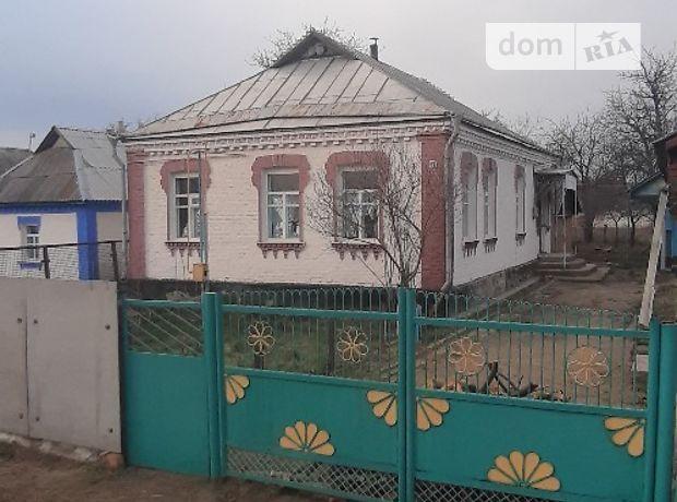 одноэтажный дом с садом, 76 кв. м, кирпич. Продажа в Поташе (Черкасская обл.) фото 1