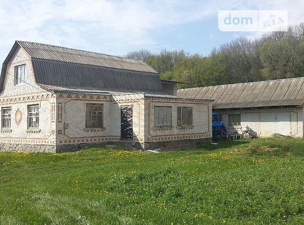 одноэтажный дом с подвалом, 80 кв. м, кирпич. Продажа в Поташе (Черкасская обл.) фото 1