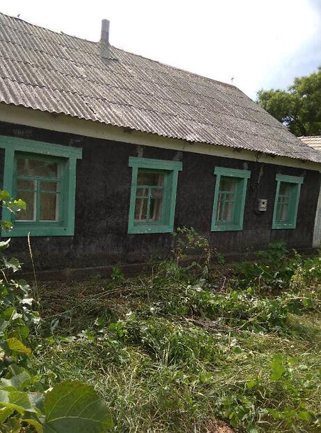 одноэтажный дом с гаражом, 95 кв. м, кирпич саманный. Продажа в Галициновке (Донецкая обл.) фото 1
