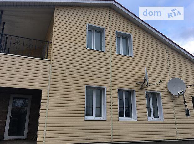 двухэтажный дом с камином, 150 кв. м, кирпич. Продажа в Красногоровке (Донецкая обл.) фото 1