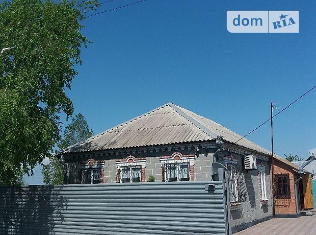 одноповерховий будинок з каміном, 85 кв. м, цегла. Продаж в Маріуполі, район Приморский фото 1
