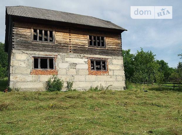 двухэтажный дом, 120 кв. м, дерево и кирпич. Продажа в Межгорье фото 1