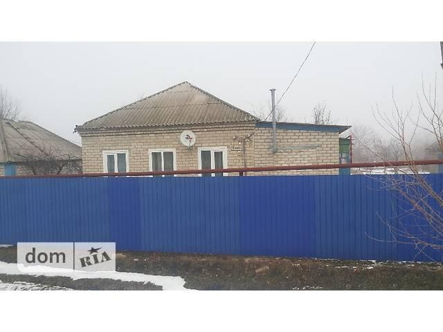 Продажа дома, 100м², Луганская, Меловое, р‑н.Меловое