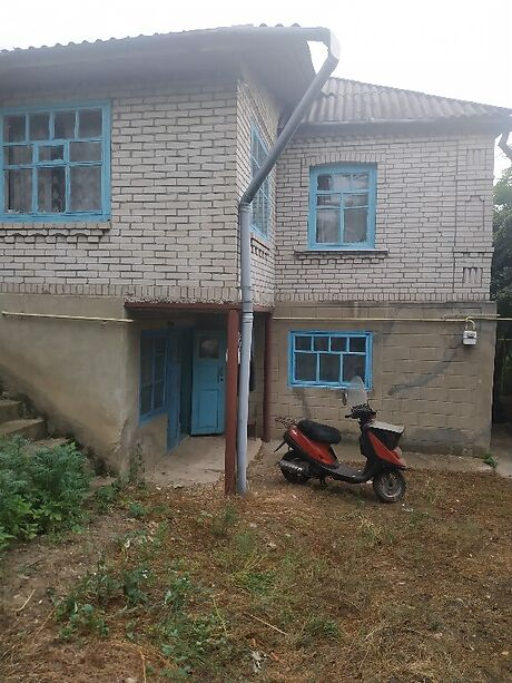 двоповерховий будинок з верандою, 90 кв. м, цегла. Продаж в Могилеві-Подільському, район Могилів-Подільський фото 1