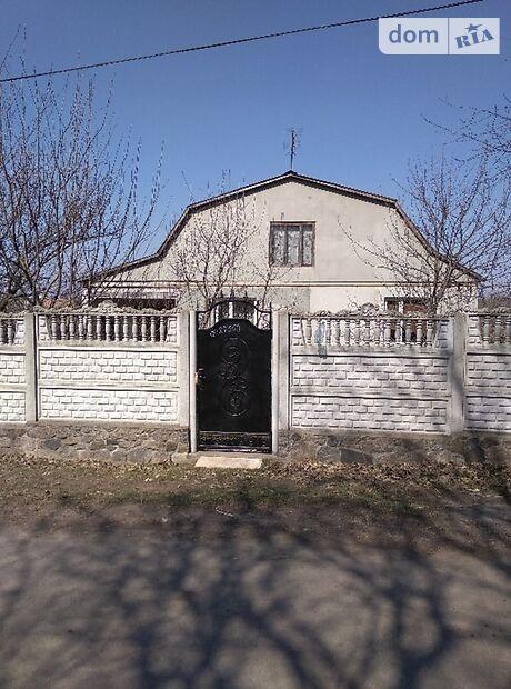 одноэтажный дом с садом, 120 кв. м, кирпич. Продажа в Цибулове (Черкасская обл.) фото 1