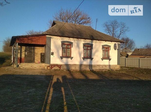 одноэтажный дом, 80 кв. м, кирпич. Продажа в Ивахнах (Черкасская обл.) фото 1