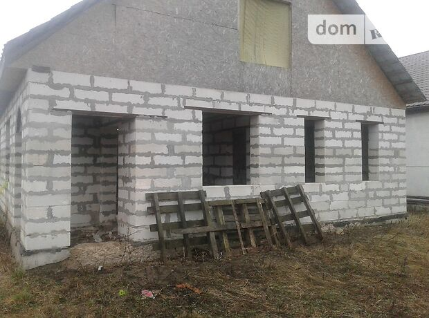 одноэтажный дом, 100 кв. м, пеноблок. Продажа в Монастырище район Монастырище фото 1