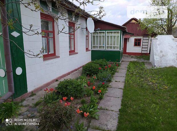 одноэтажный дом с верандой, 90 кв. м, кирпич саманный. Продажа в Монастырище район Монастырище фото 1