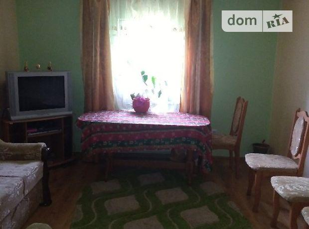 одноэтажный дом, 82 кв. м, дерево и кирпич. Продажа в Тщенце (Львовская обл.) фото 1