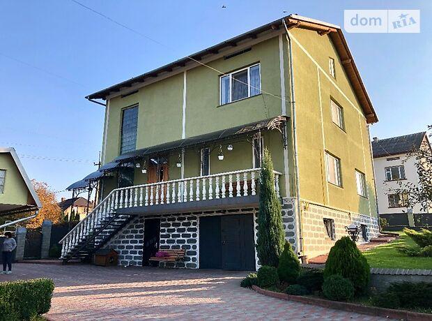 двухэтажный дом с камином, 326.9 кв. м, кирпич. Продажа в Заваде (Львовская обл.) фото 1