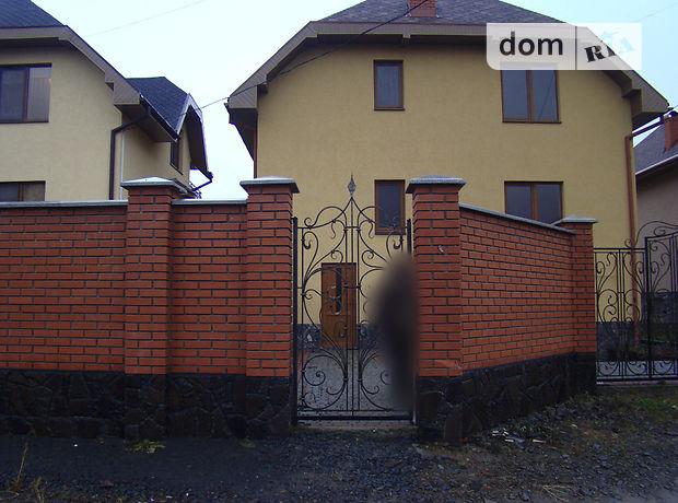 трехэтажный дом с камином, 282 кв. м, кирпич. Продажа в Мукачеве фото 1