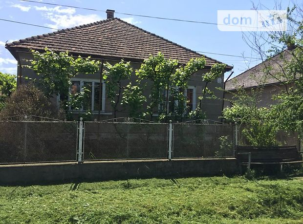 Продажа дома, 81.6м², Закарпатская, Мукачево, c.Жнятино, Дудинського, дом 15