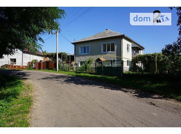 двухэтажный дом с садом, 120 кв. м, кирпич саманный. Продажа в Кучаве (Закарпатская обл.) фото 1