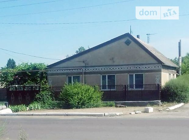 одноповерховий будинок з гаражем, 100 кв. м, ракушняк. Продаж у Вознесенську фото 1
