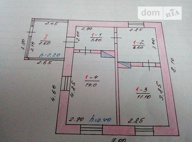 Продажа дома, 47м², Николаев, р‑н.Жовтневый, улица Космонавтов