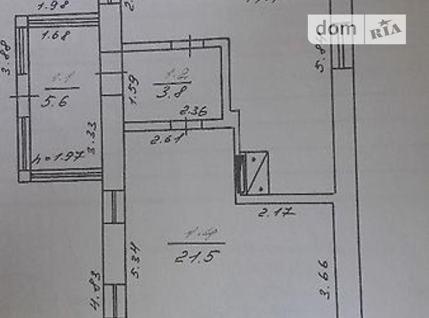 одноэтажный дом с подвалом, 48 кв. м, глинобитный. Продажа в Калиновке (Николаевская обл.) фото 1