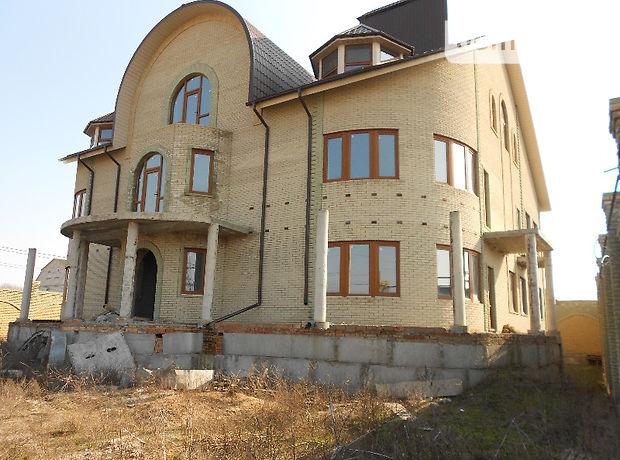 четырехэтажный дом с камином, 800 кв. м, кирпич. Продажа в Николаеве район Корабельный фото 1