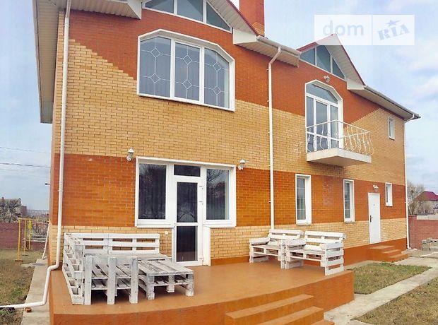 двухэтажный дом с камином, 267.6 кв. м, кирпич. Продажа в Николаеве район Корабельный фото 1
