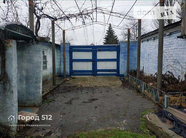 одноповерховий будинок з садом, 75 кв. м, цегла саманна. Продаж в Миколаєві, район Корабельний фото 1