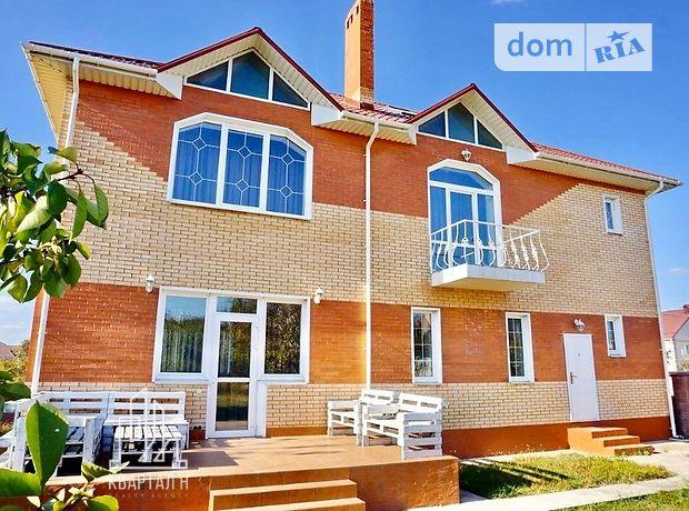 двухэтажный дом, 267 кв. м, кирпич. Продажа в Николаеве район Корабельный фото 1
