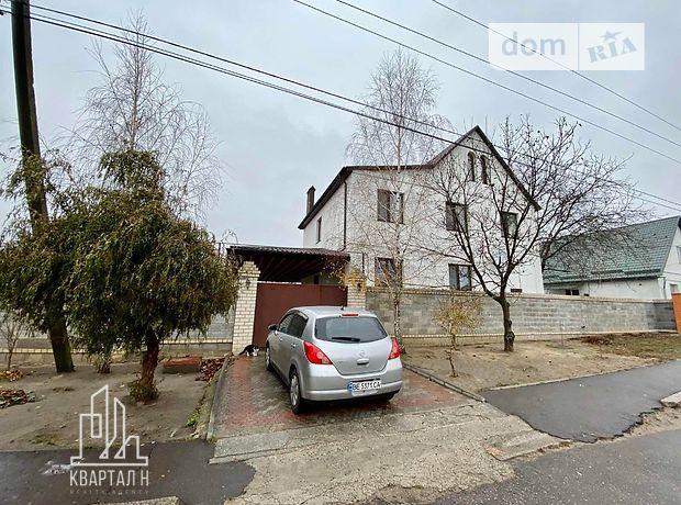 двухэтажный дом, 200 кв. м, ракушечник (ракушняк). Продажа в Николаеве район Корабельный фото 1
