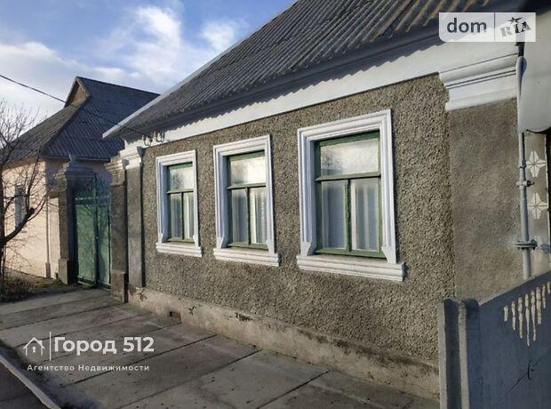 одноповерховий будинок без меблів, 65.6 кв. м, цегла. Продаж в Миколаєві, район Корабельний фото 1