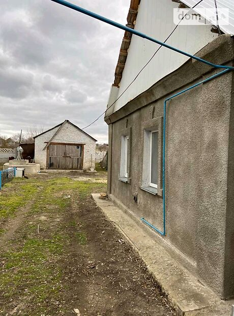 одноэтажный дом с камином, 62 кв. м, бутовый камень. Продажа в Криничках (Николаевская обл.) фото 1