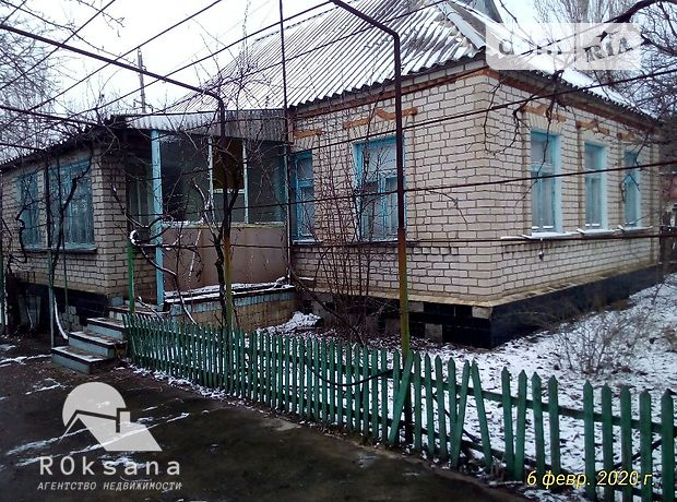 одноэтажный дом с верандой, 76 кв. м, кирпич. Продажа в Николаеве район Матвеевка фото 1