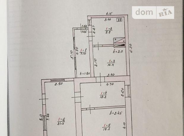 Продажа дома, 79.2м², Николаев, c.Петровка, Заводская улица, дом 1