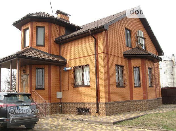 двухэтажный дом с камином, 284 кв. м, газобетон. Продажа в Полигоне (Николаевская обл.) фото 1