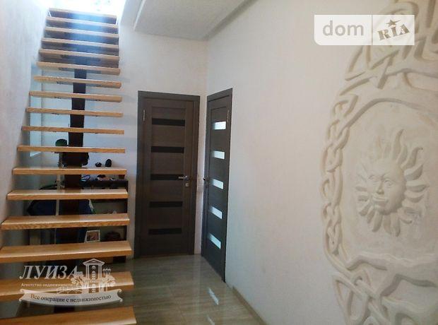 двухэтажный дом с балконом, 159 кв. м, ракушечник (ракушняк). Продажа в Николаеве район Терновка фото 1
