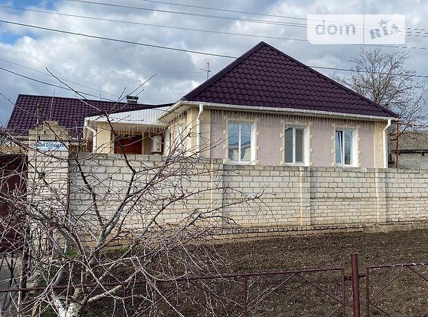 одноэтажный дом с садом, 110 кв. м, кирпич. Продажа в Николаеве район Терновка фото 1