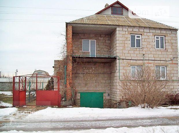 двухэтажный дом с садом, 220 кв. м, пеноблок. Продажа в Весняном (Николаевская обл.) фото 1
