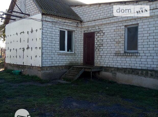 двухэтажный дом с садом, 90 кв. м, кирпич. Продажа в Воскресенском (Николаевская обл.) фото 1
